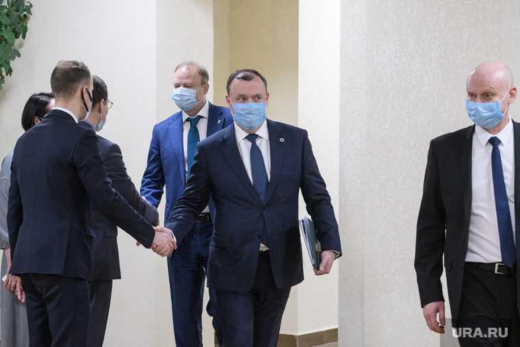 Екатеринбург администрация отставки Орлов