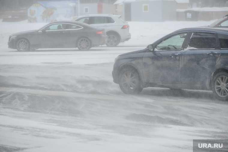 новости хмао предупреждение водителей мвд предупреждает сильные метели и снег быть осторожными