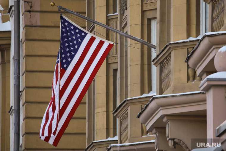 США санкции из-за Навального
