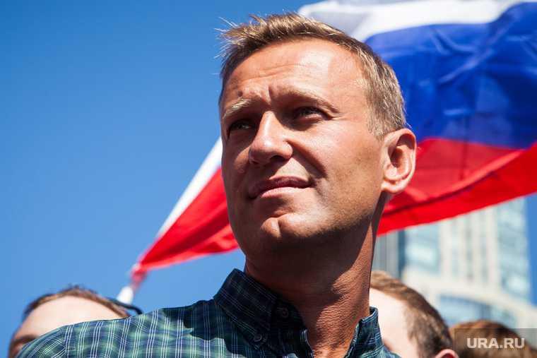 Навального увезли из владимирского СИЗО