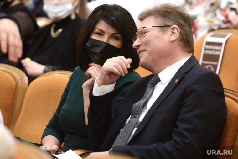 Ирина Текслер. Челябинск