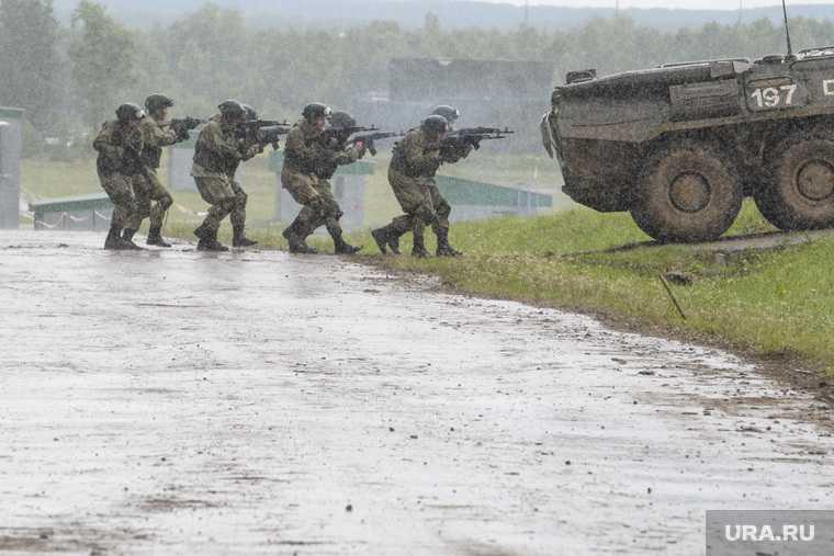 война НАТО и РФ