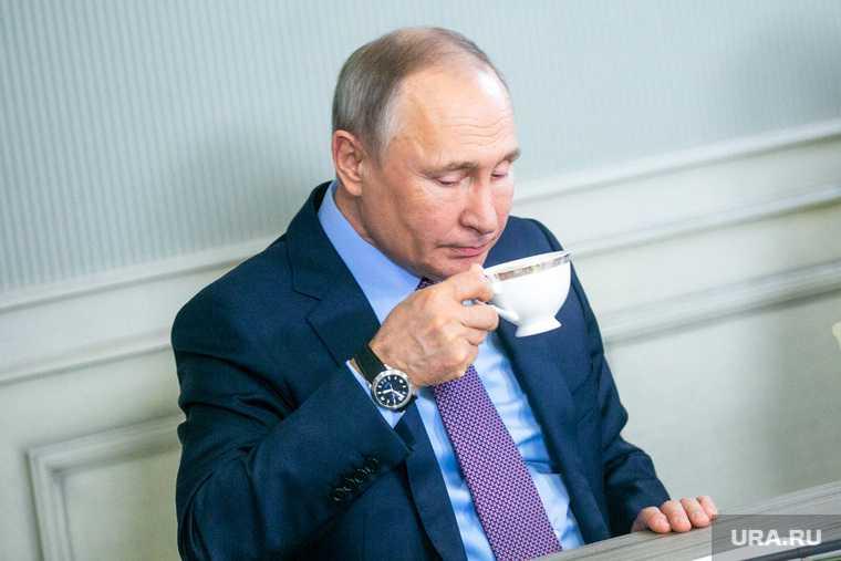 последние новости Путин Кремль