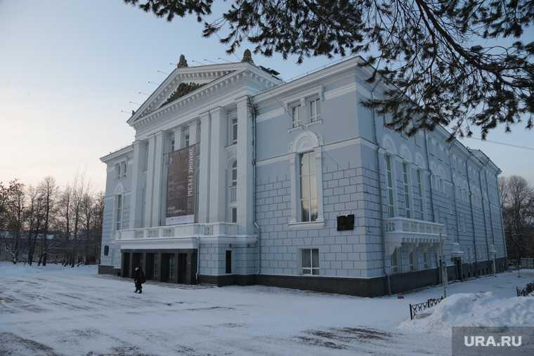 Пермский театр оперы и балета проект