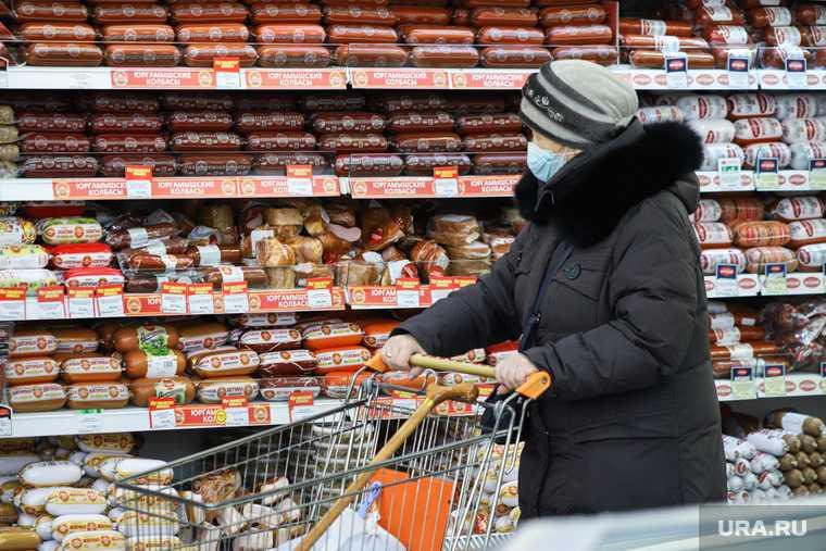 инфляция рост цены на продукты