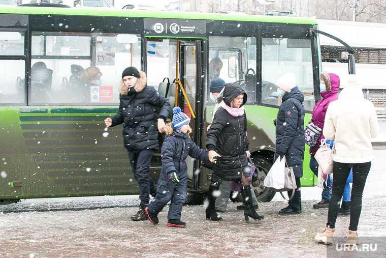 дети бесплатный проезд общественный транспорт