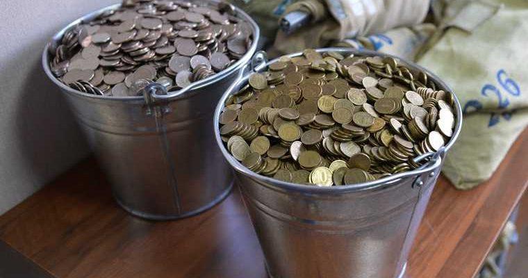 автоматы по сбору монет
