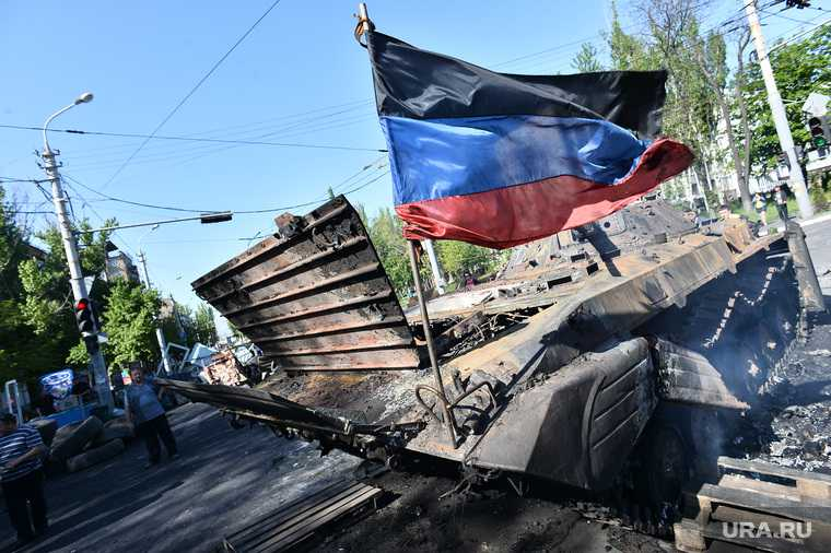 ДНР война