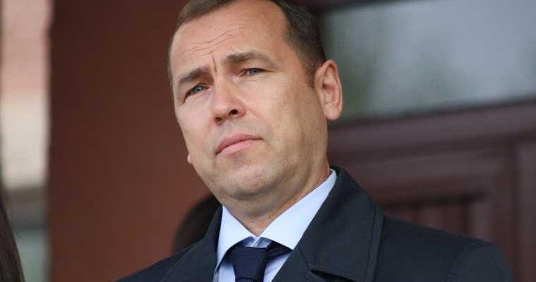 Курганская область губернатор Шумков ВК чиновники защита вступился