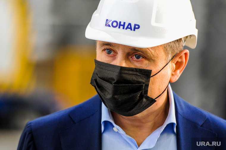 Челябинск АО Конар Путин Медведев Бондаренко визит