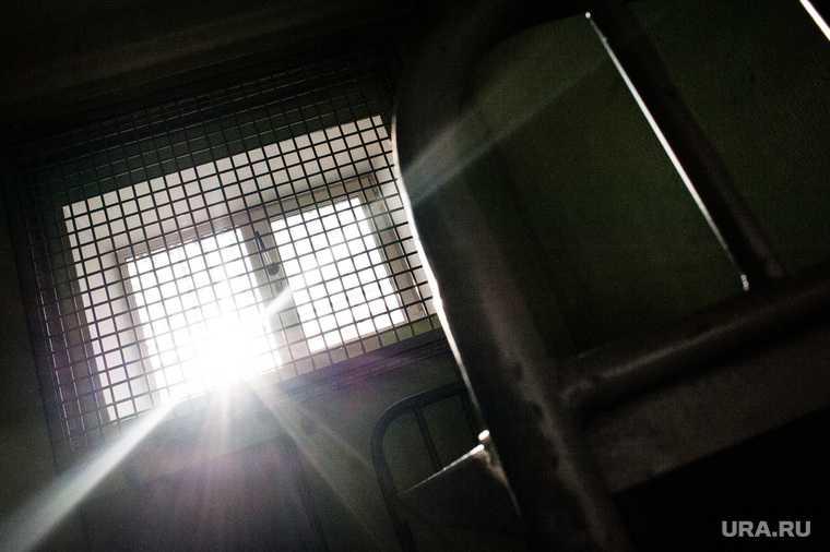 колонии Тюмени заключенные
