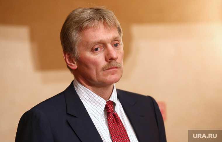 В Кремле осудили протесты в Тбилиси из-за Познера