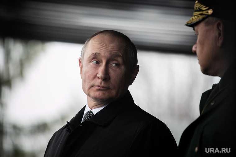 Путина привьют от коронавируса