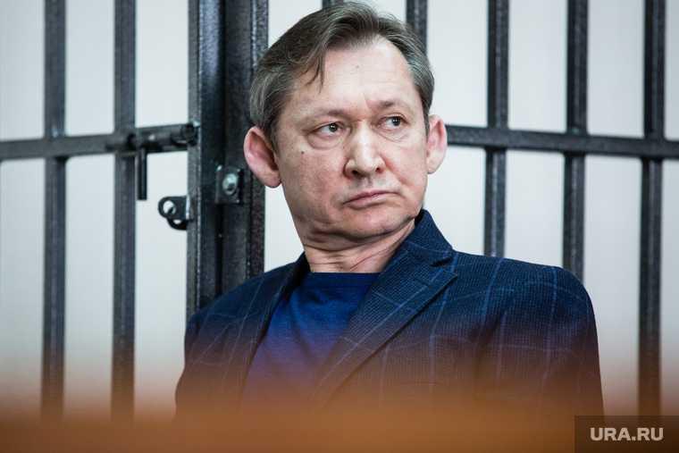 бывший мэр Сургута Дмитрий Попов уголовное дело