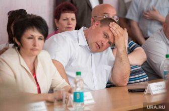 Белоярский ГО мэр Андрей Горбов доклад губернатору неудовлетворительная работа Свердловская область