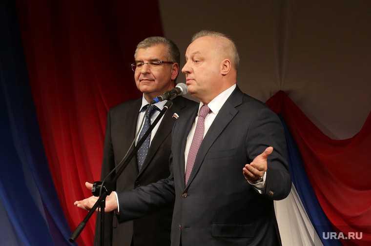 Игорь Шубин и Игорь Сапко. Пермь