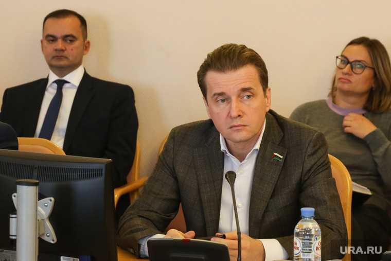 доходы депутатов Тюменской областной думы