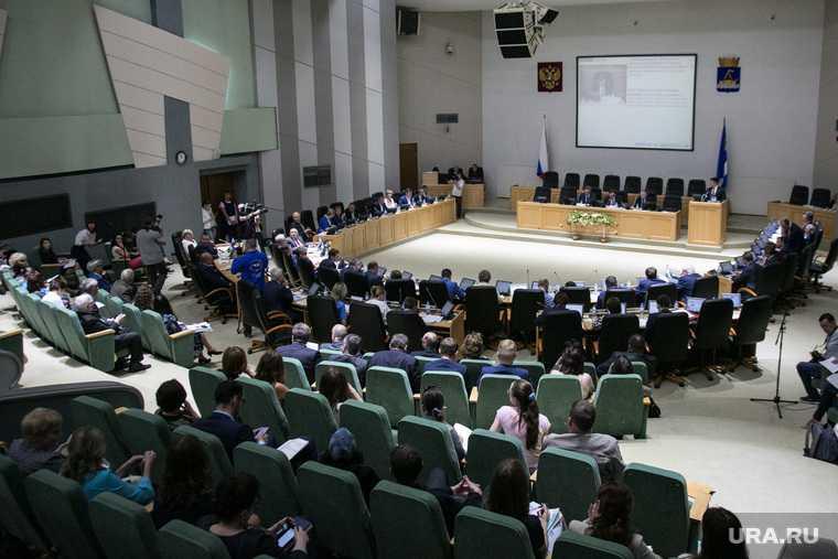 выборы в Тюменскую городскую думу 2021