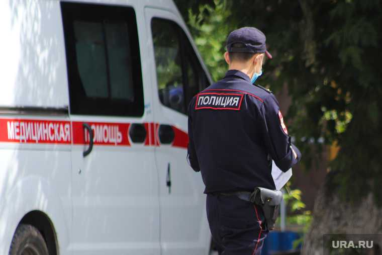 Екатеринбург Пионерский район мужчина застрелился