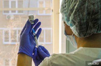 ЯНАО коронавирус вакцинация населения