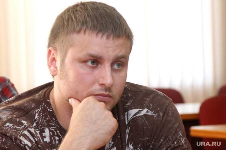 Депутат Сергей Федотов Курган