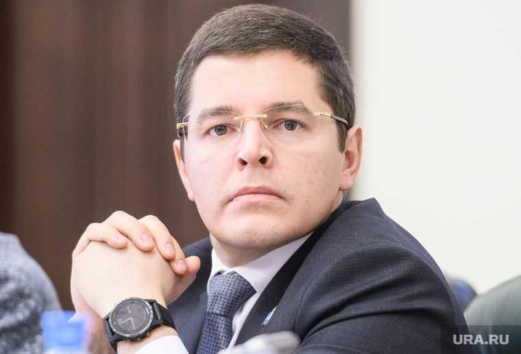 Дмитрий Артюхов губернатор ЯНАО 2020 год доходы