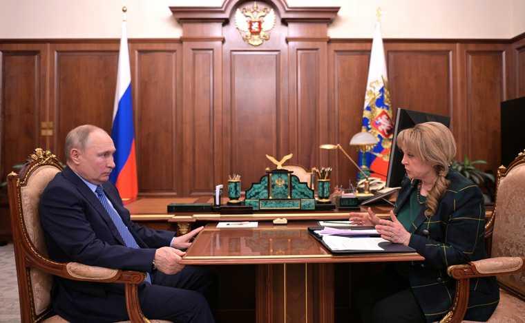 Путин дал Памфиловой полный контроль над выборами
