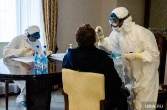 тест коронавирус поездка за рубеж Роспотебнадзор карантин отдых отпуск