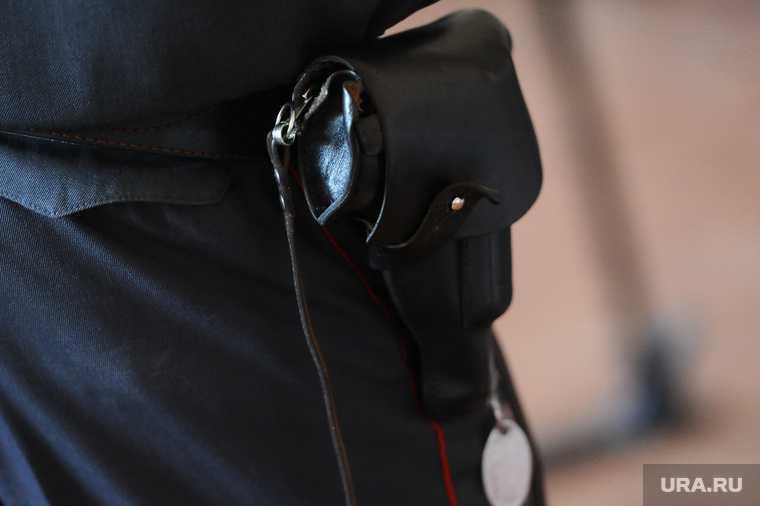 елябинская область полиция участковый смерть табельное оружие