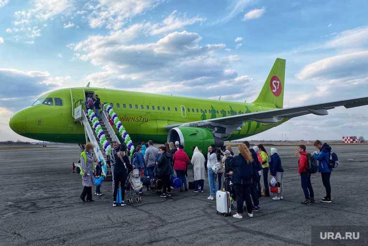 рейсы из Кургана в Новосибирск