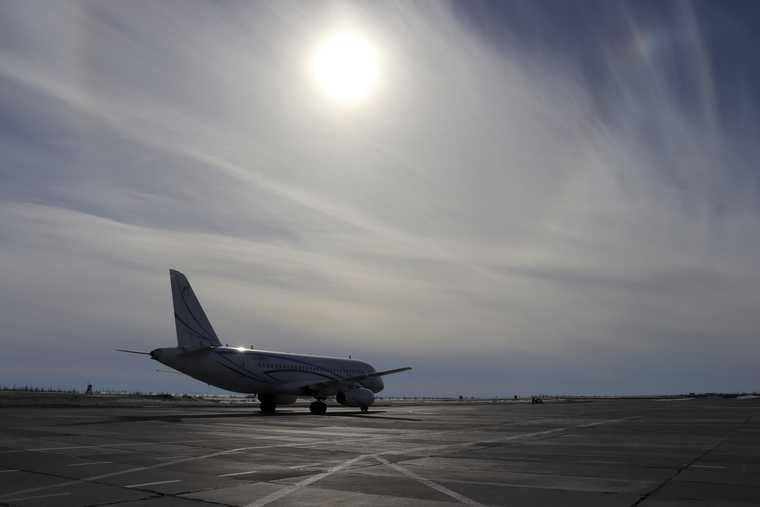 аэропорт Новый Уренгой реконструкция изменение расписания