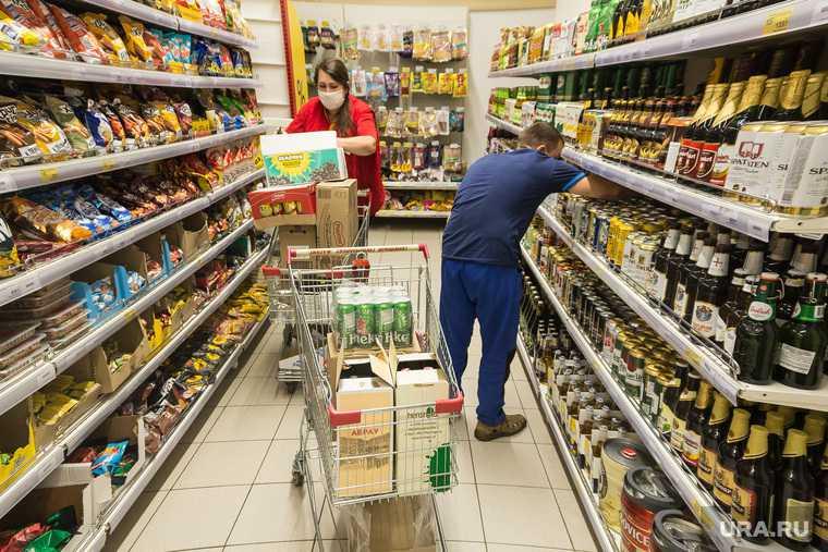 рост цен на алкоголь