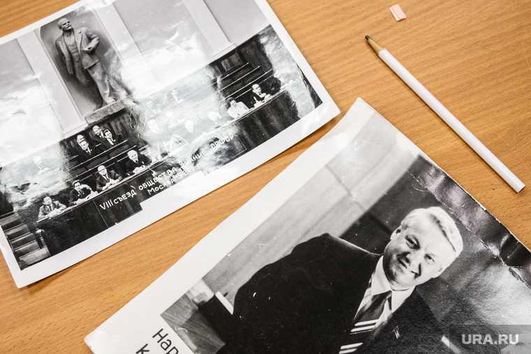 отставка Ельцина