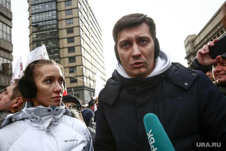 арест Гудкова