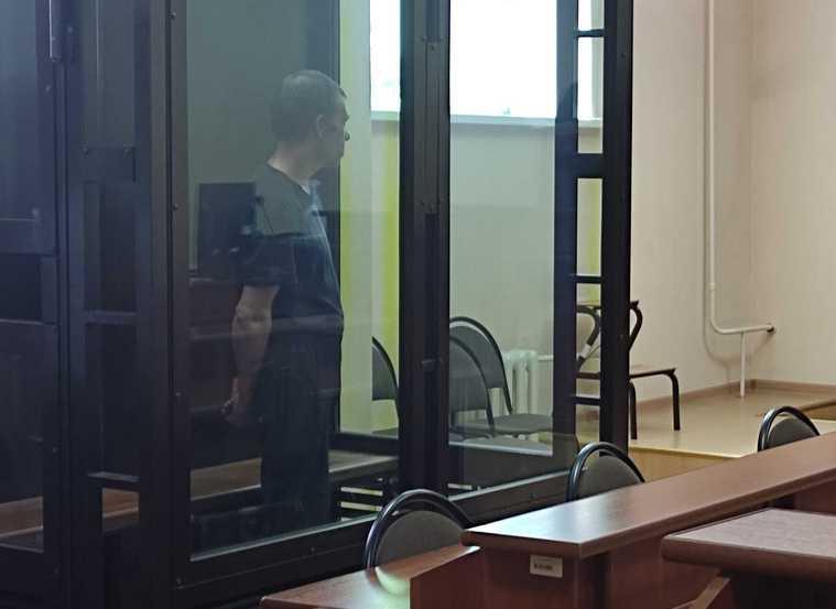 Курганца отправили в тюрьму за сожжение внука в печке. Фото