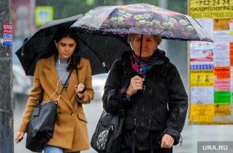 Москвичам пообещали дождь и грозу в День России