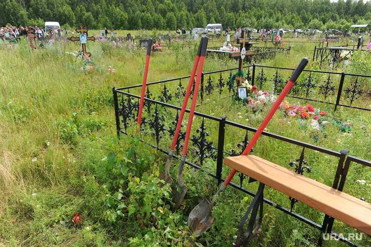 кладбище Восточное Пермь пермяки против открытия