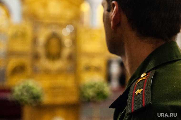 под Екатеринбургом построят храм центрального военного округа