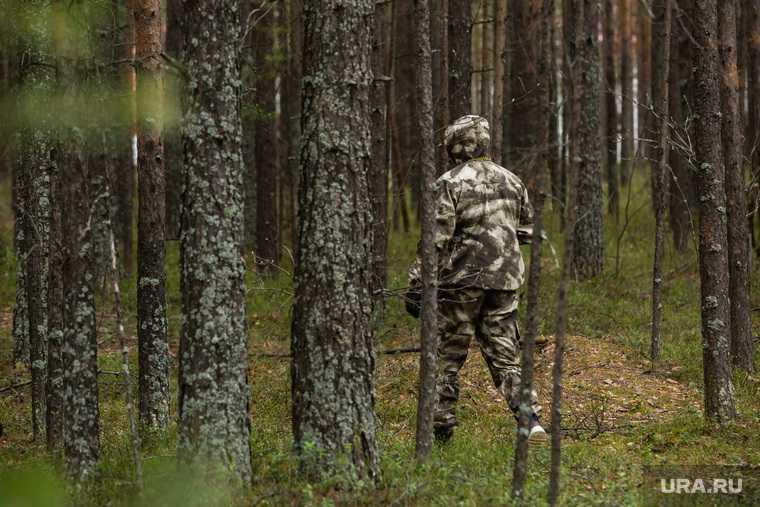 в Свердловской области потерялся ребенок