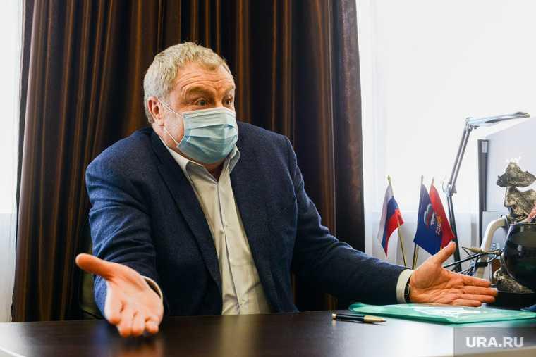 Виталий Бахметьев подал документы на праймериз. Челябинск