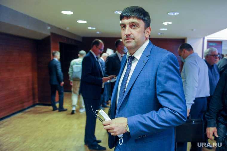 Алексей Текслер, обращение к депутатам законодательного собрания. Челябинск